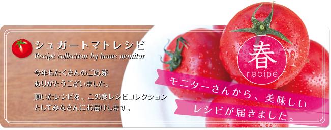 ホームモニター シュガートマト