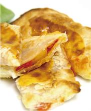 栗ゴロゴロのシュガートマトパイ