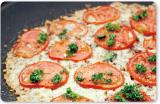 米粉でつくるこどもシュガートマトのスパイスチーズ焼き