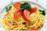 シュガートマトのカルボナーラ